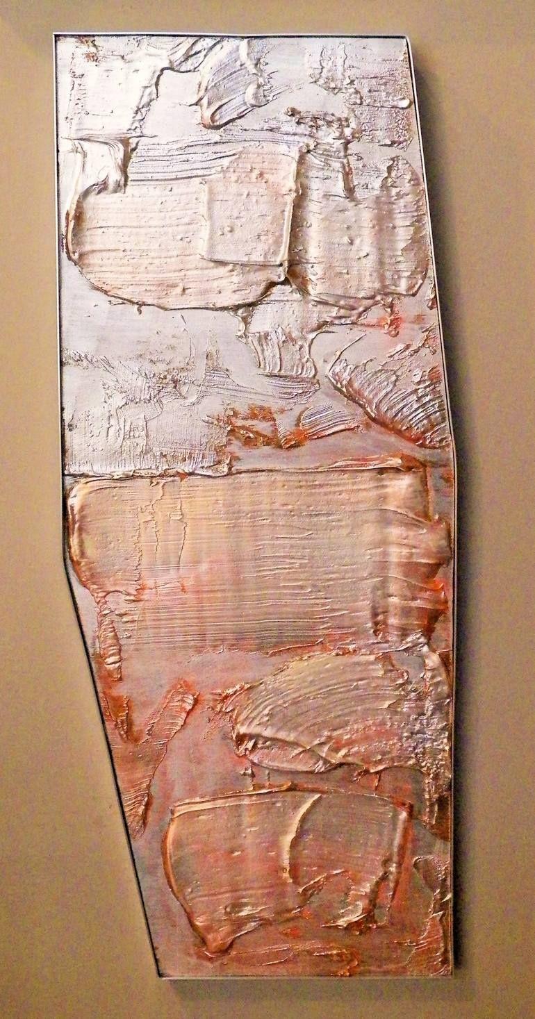 "95a2241740d69 Saatchi Art Artist Kevin Abbott; Painting, ""Orange Zest"" #art | A ..."