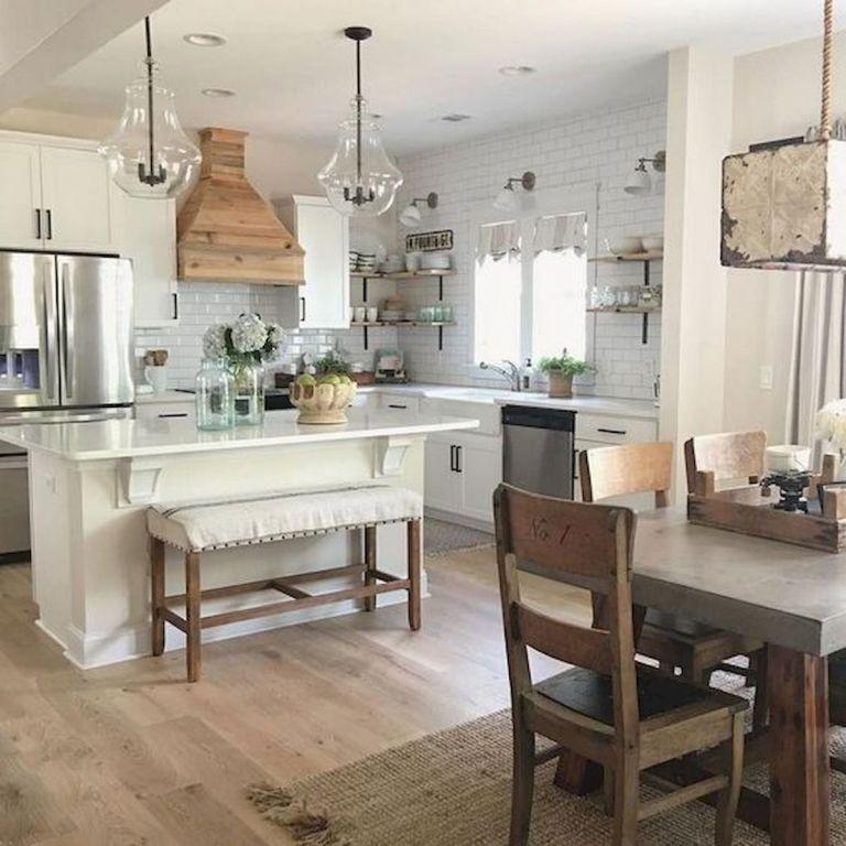 60 great farmhouse kitchen countertops design ideas and decor 16 kitchen design countertops on farmhouse kitchen decor countertop id=38200