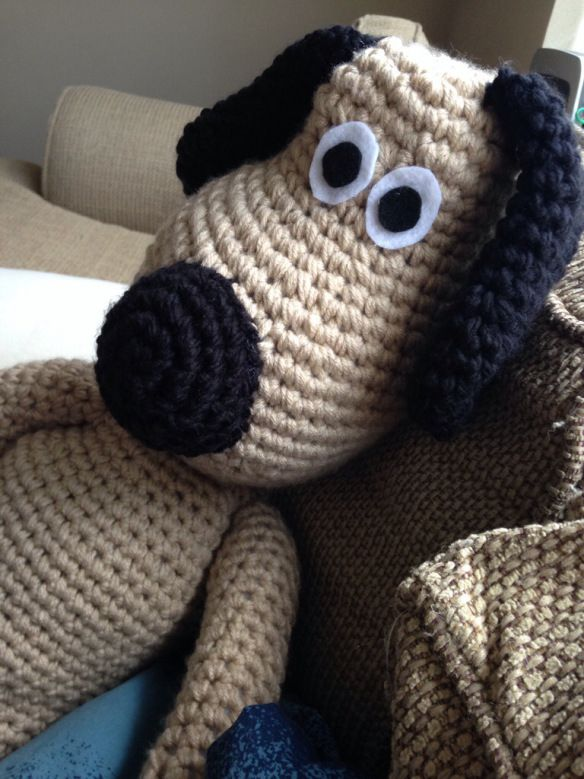 Gromit – is that you?