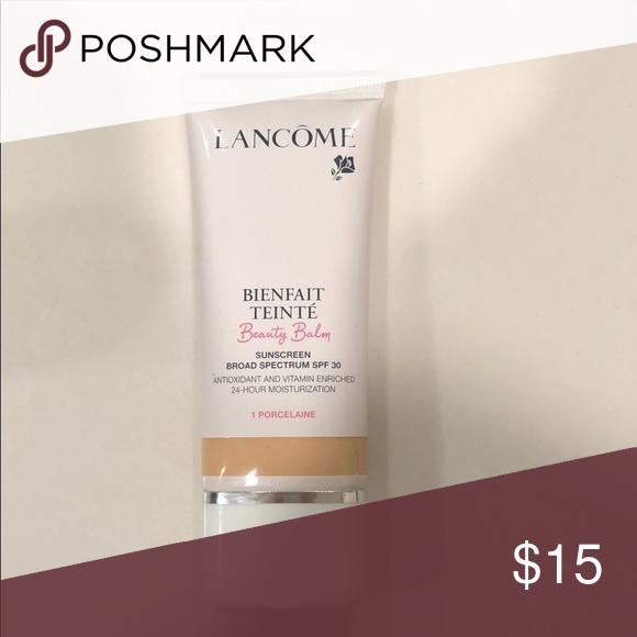 Lancôme B.B. cream makeup, The balm