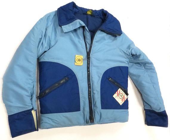 da28182a3 Vintage '70s Men's Small CB Sports Ski Jacket with Original Lift ...