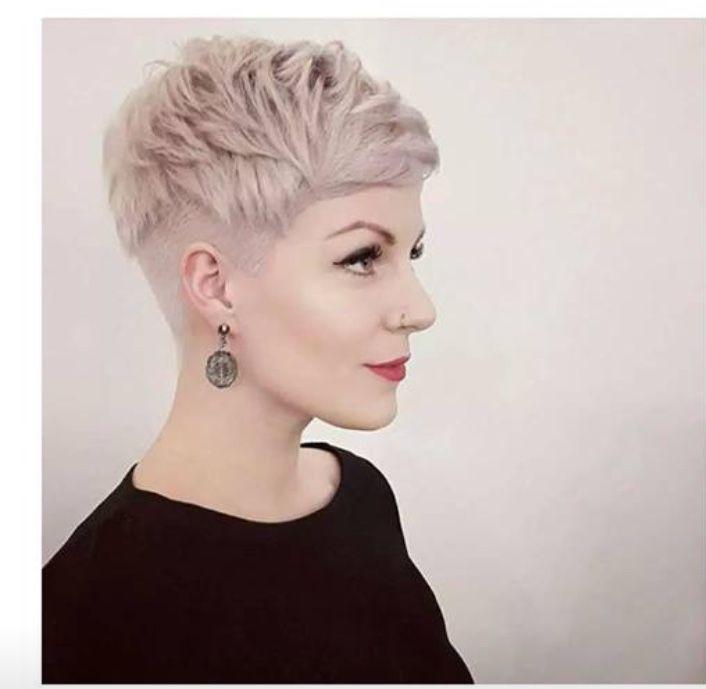 Pin By Shanda Harris On Cute Cuts Pinterest Pixies Short Hair