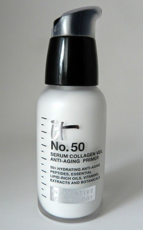 No. 50 Serum Anti-Aging Collagen Veil Primer by IT Cosmetics #6