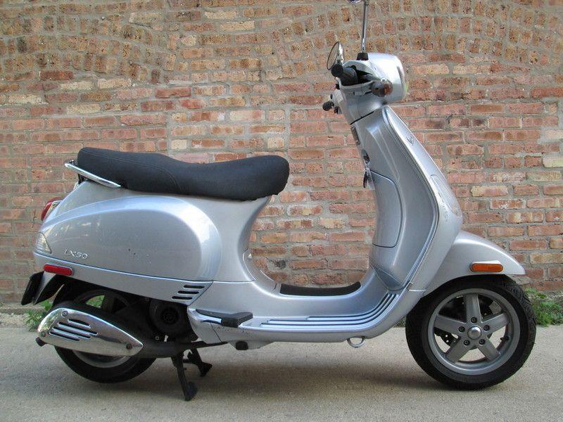 vespa 50 lx 2006