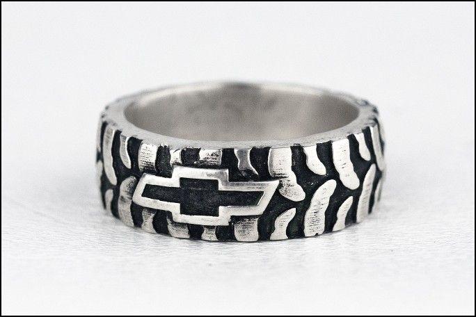 Super Swamper Bogger Wedding Ring