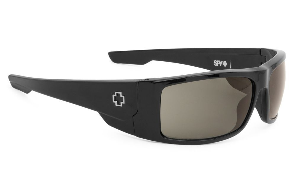 bc3979f4e2ff5 eBay  Sponsored Spy Konvoy Sunnies Matte Black with Happy Grey Green Lenses  Sunglasses SAVE 30%