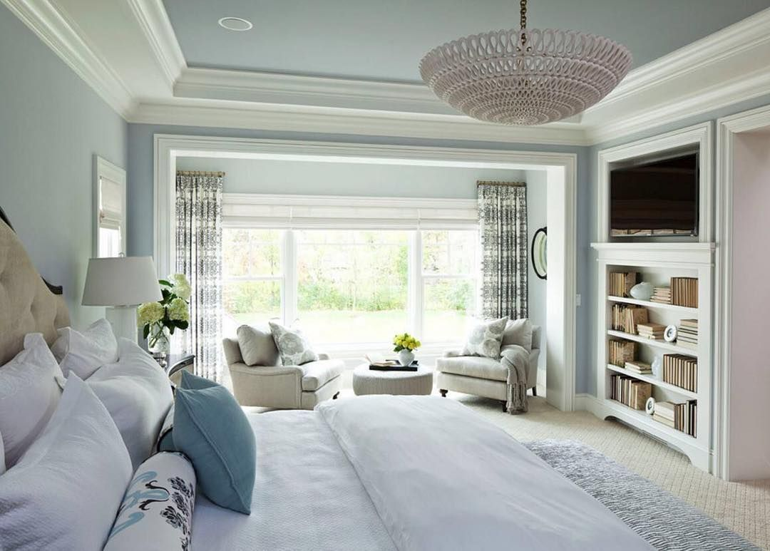 This Tranquil Master Bedroom Suite