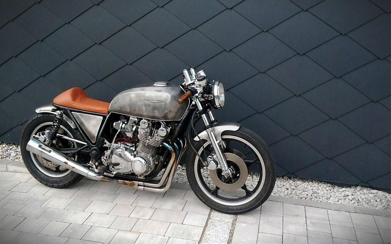 Einzelstuck Inazuma Cafe Racer Cafe Racer Motorcycle Cafe Racer Bikes Cafe Bike [ 792 x 1268 Pixel ]
