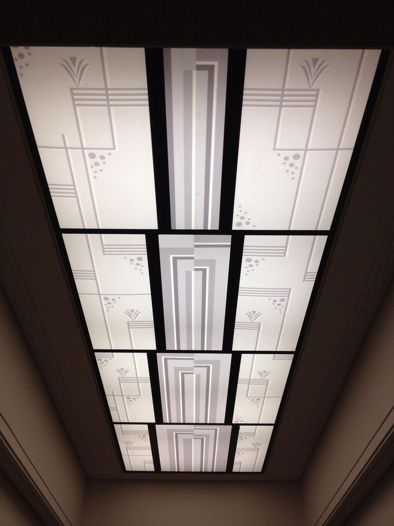 Art Deco Style Living Room: Artistic / Creative Decoration II