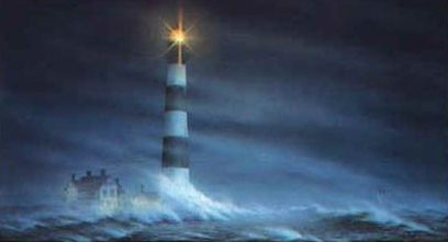 Night Watch, Jim Booth   Jim Booth   Lighthouse decor, Face