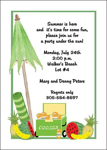 Gigantic Selection For Your Inexpensive Picnic Invitations. Enjoy Free  Family Reunion Invitation Card Wordings With Same Day Printing And Shipping.