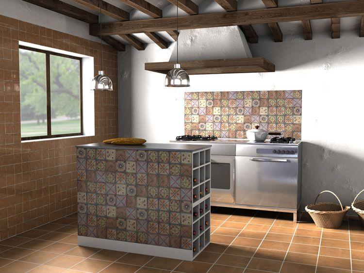 Revestimientos para cocinas antiguas buscar con google for Cocinas antiguas
