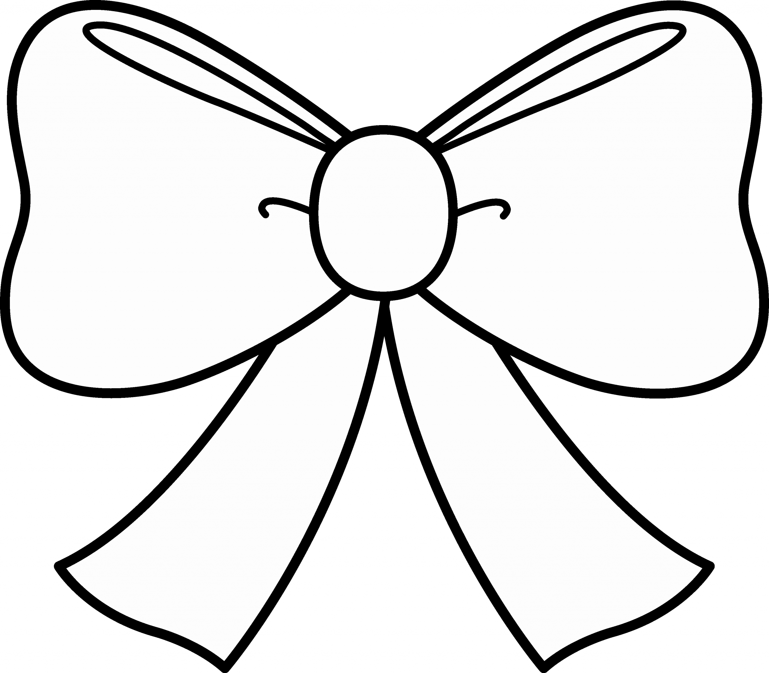 Bow Tie Coloring Page Unique Cute Bow Coloring Page Christmas Coloring Book Bow Clipart Christmas Coloring Books Free Clip Art
