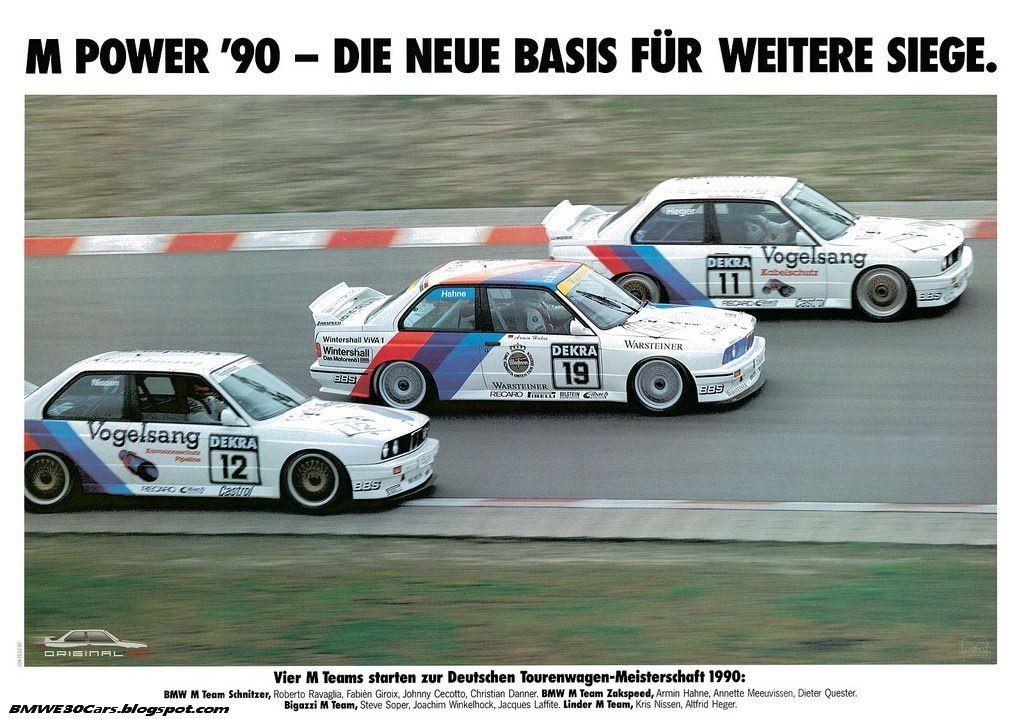 Bmw M3 Dtm Bmw Racing Bmw E30 M3 Bmw E30 Bmw