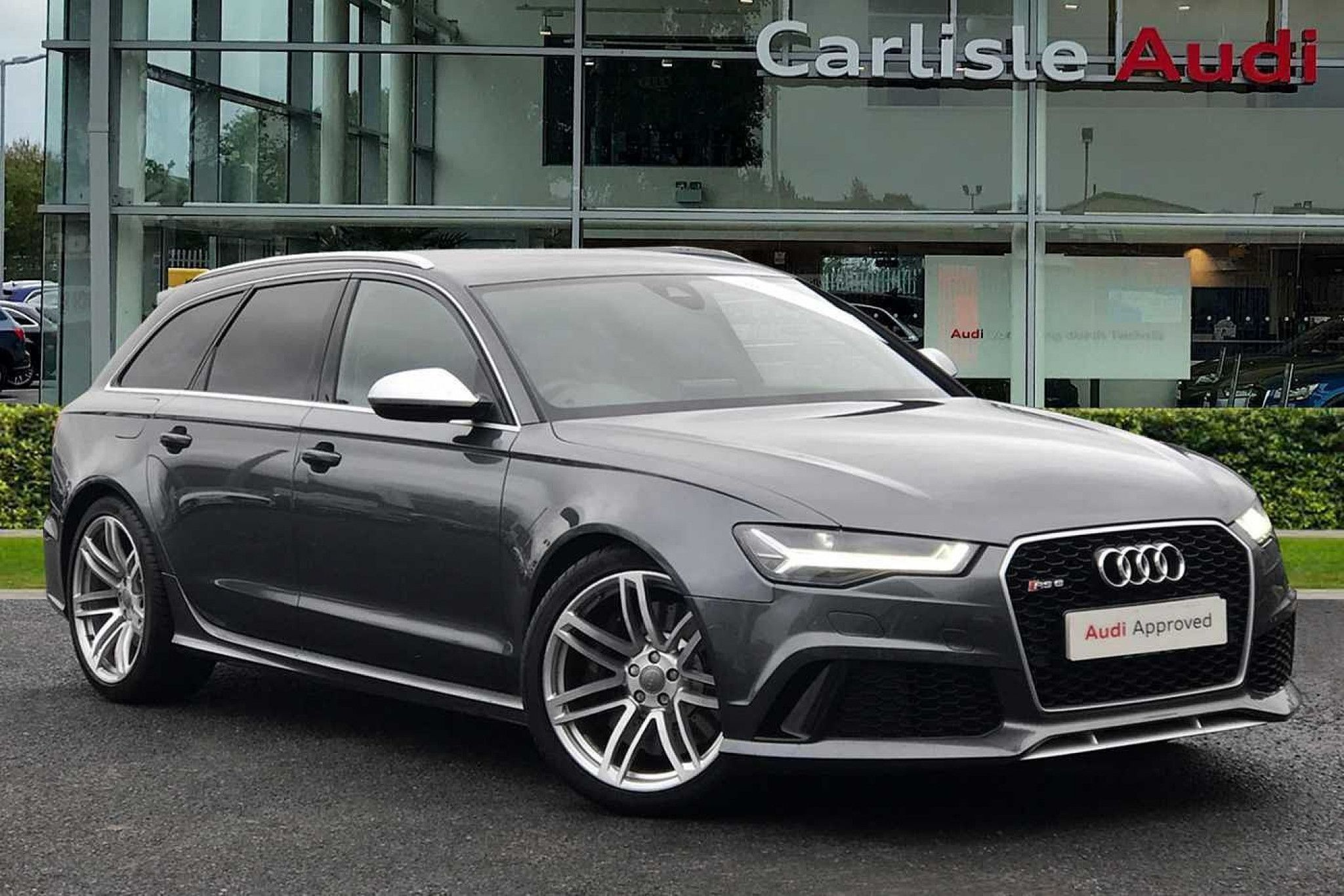 Audi Rs6 4 0t Fsi Quattro Rs 6 5dr Tip Auto For Sale In 2020 Audi Rs6 Audi Used Audi