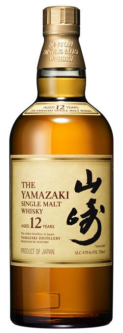 Whisky No 2 Suntory The Yamazaki 12 Year Old Single Malt Price 67 High Praise The Other Natural Pick In Japan Comes From Whisky Japanese Whisky Malt Whisky