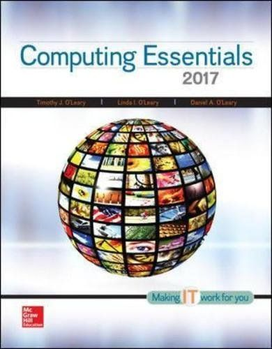 Computing essentials 2017 cit 26th edition pdf download free computing essentials 2017 cit 26th edition pdf download free by timothy j o fandeluxe Gallery