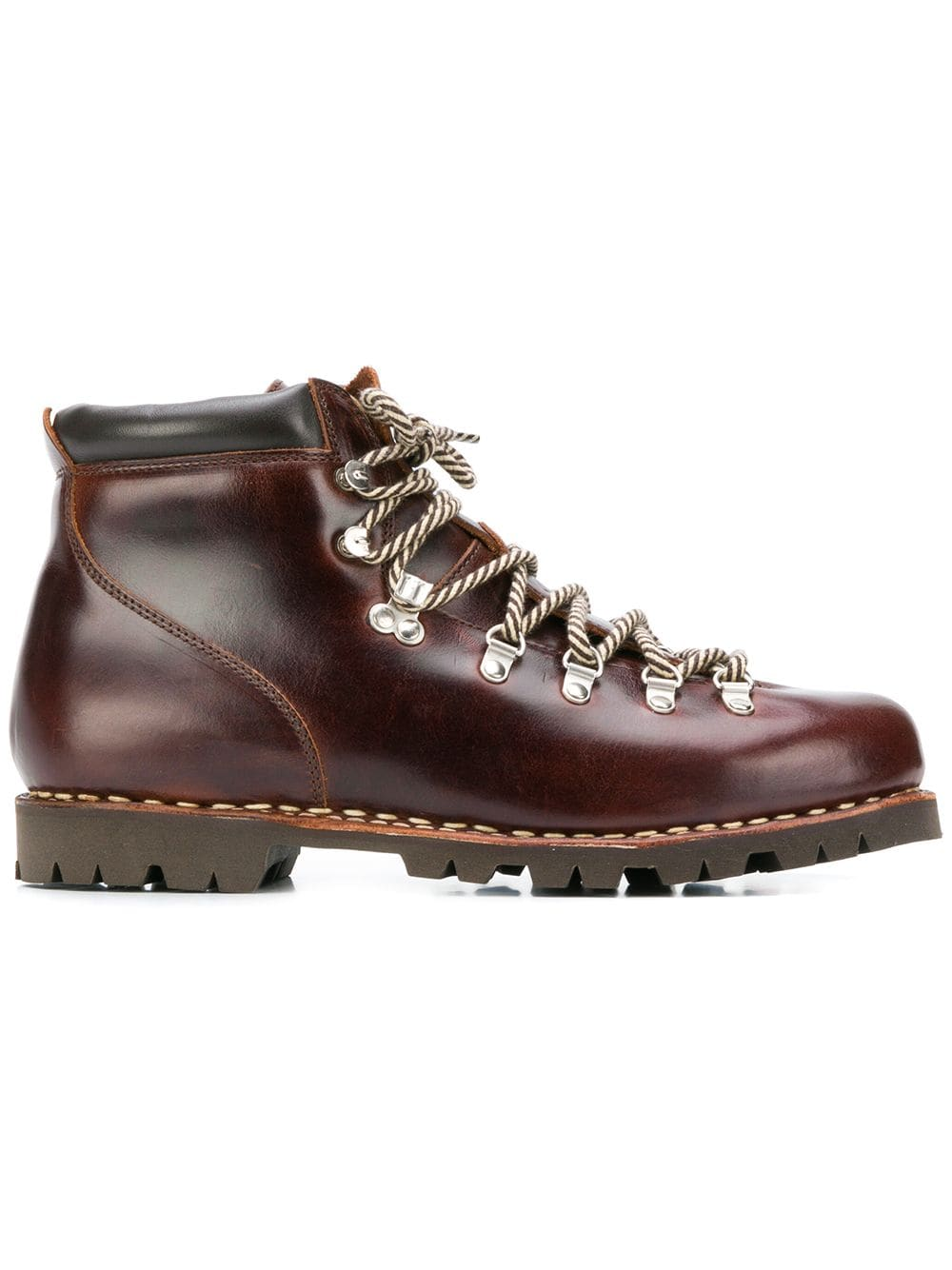 55dfeb599c8 Paraboot lace-up boots - Brown in 2019   Products   Boots, Lace up ...