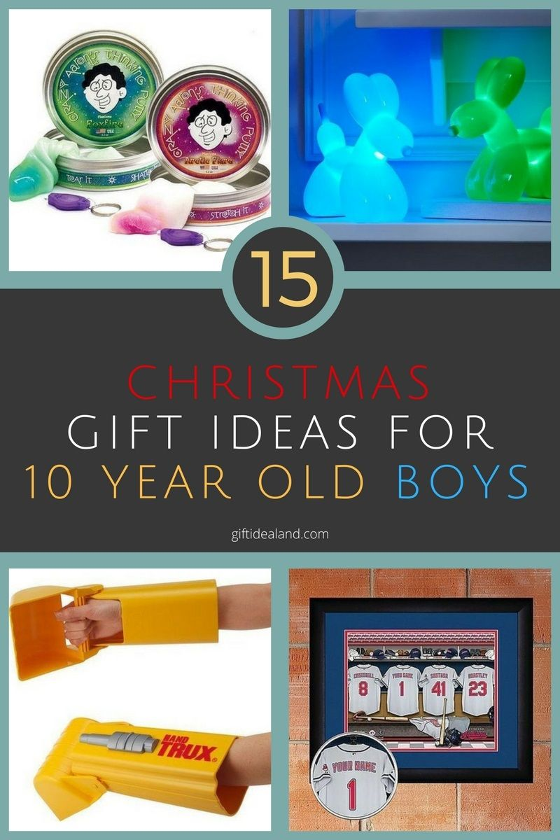 15 Awesome Christmas Gifts For 10 Year Old Boys
