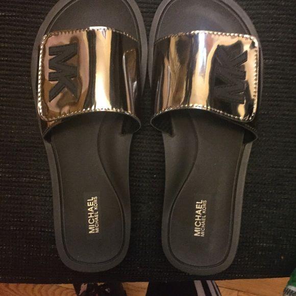 shoe bag, Michael kors sandals
