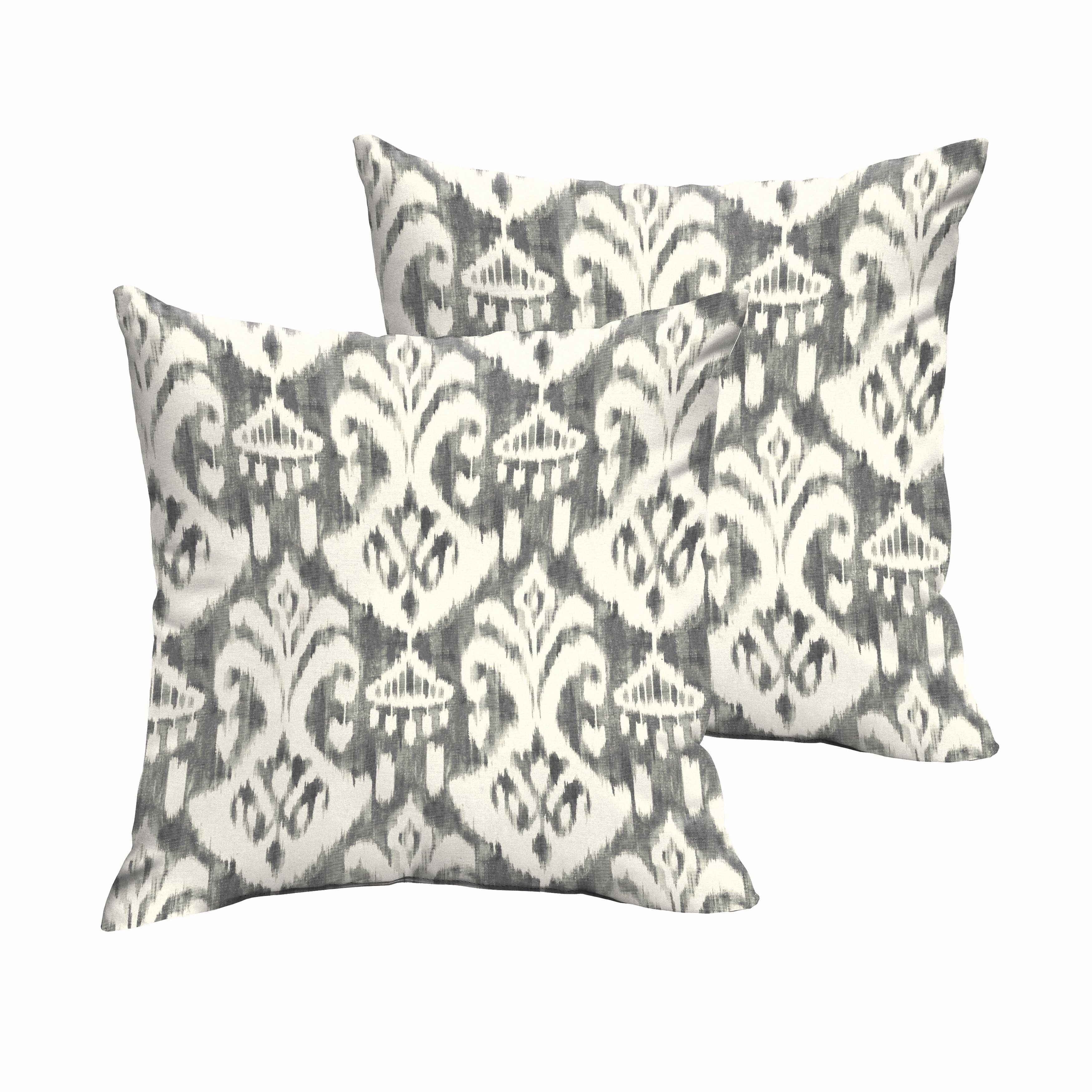 Grey Ikat Home Goods: Free Shipping on orders over $45 at Overstock.com - Your Home Goods Store! Get 5% in rewards with Club O!