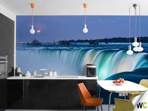 Wall Mural Of Niagara Falls, Canada Part 58