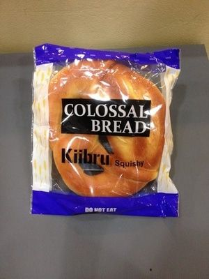 Squishy Kiibru Colossal Bread