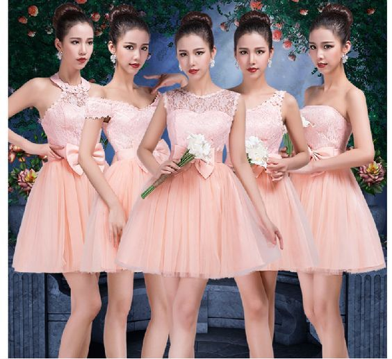 2015 Hot Sale Short Prom Dresses Sweetheart Prom Gowntulle
