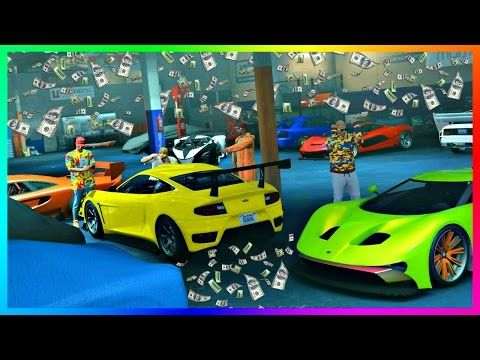 Cool Gta Online Import Export Dlc 10 000 000 Money Making Selling Rare Car Collections Vehicle Heists Car Collection Gta Gta Online