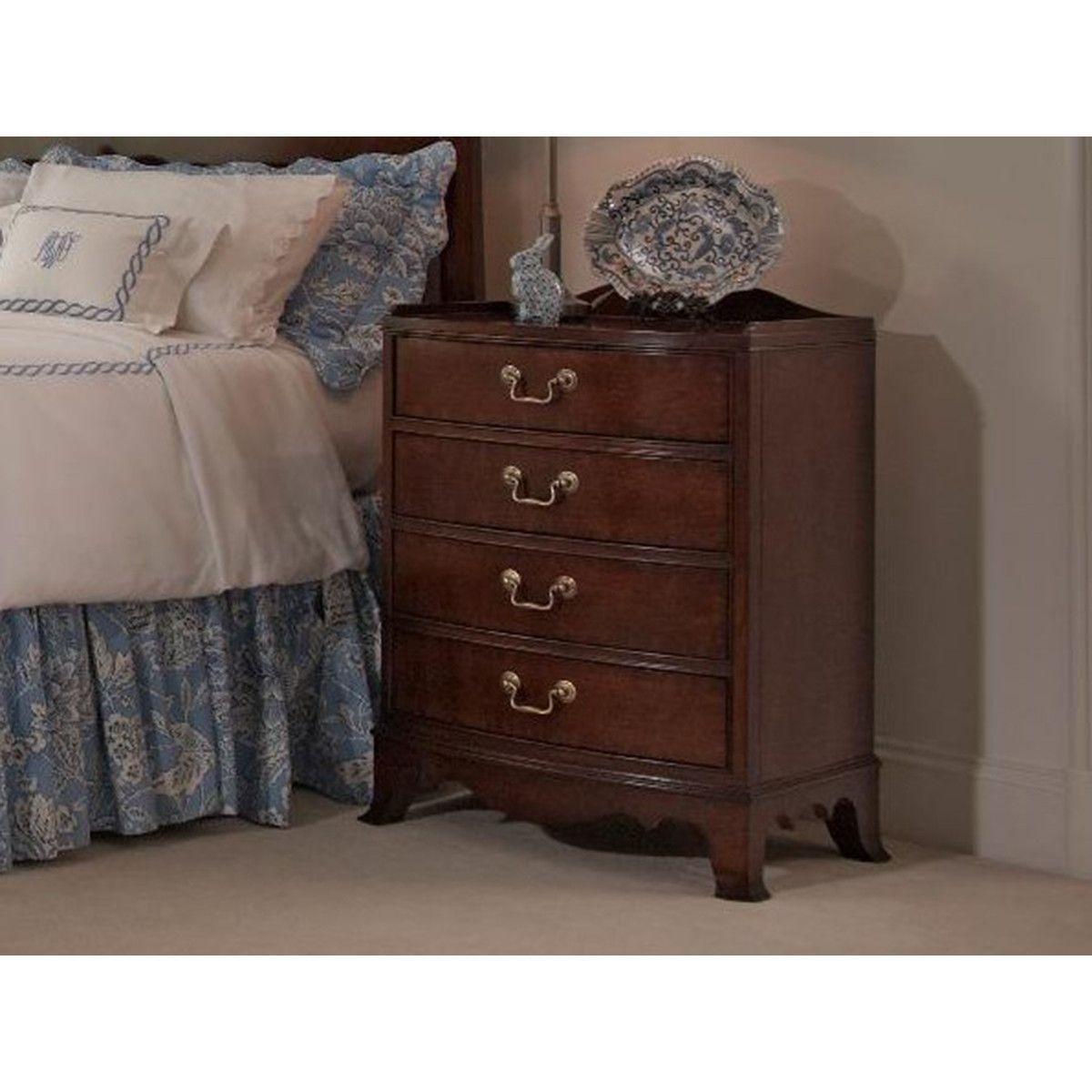 Furniture Design Richmond fine furniture design american cherry richmond bedside table
