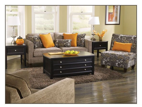 Bennet Truffle/Carlyle/Bianca Living Room Collection   Brook Furniture  Rental   Www.