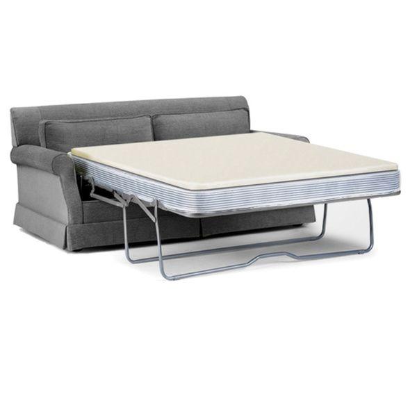 Sofa Sale Select Luxury Reversible inch Sofa Bed Sleeper Memory Foam Mattress Topper