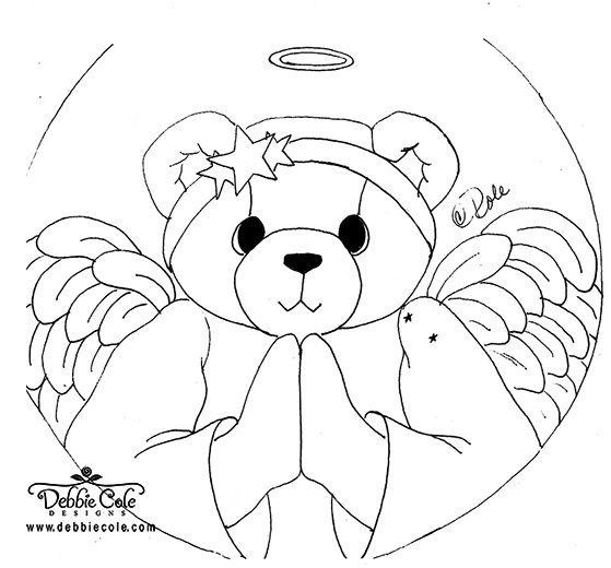 Memory Box Program_ Angel Prayers Box by Debbie Cole CDA