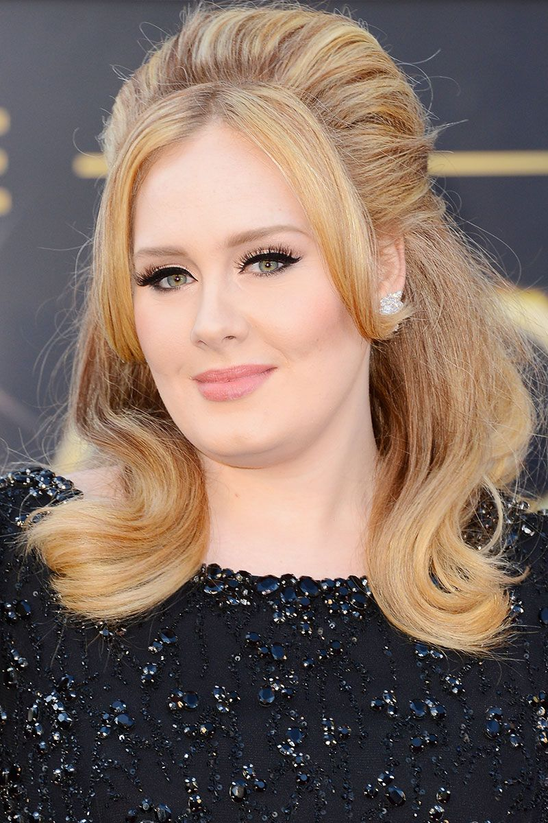 Watch Adele Hair Style: Classic Beauty on the Red Carpet video
