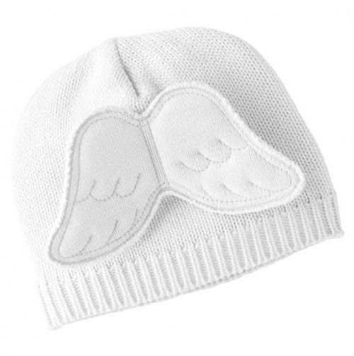 Cream Wing Hat