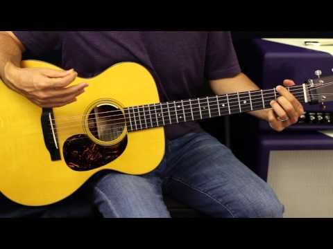 how to play the rain song on acoustic guitar