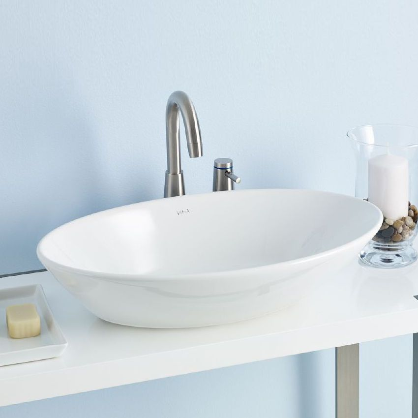 Cheviot Geo Vessel Sink At Lowe S Canada Find Our Selection Of Bathroom Sinks The Lowest Price Guaranteed With Match Off