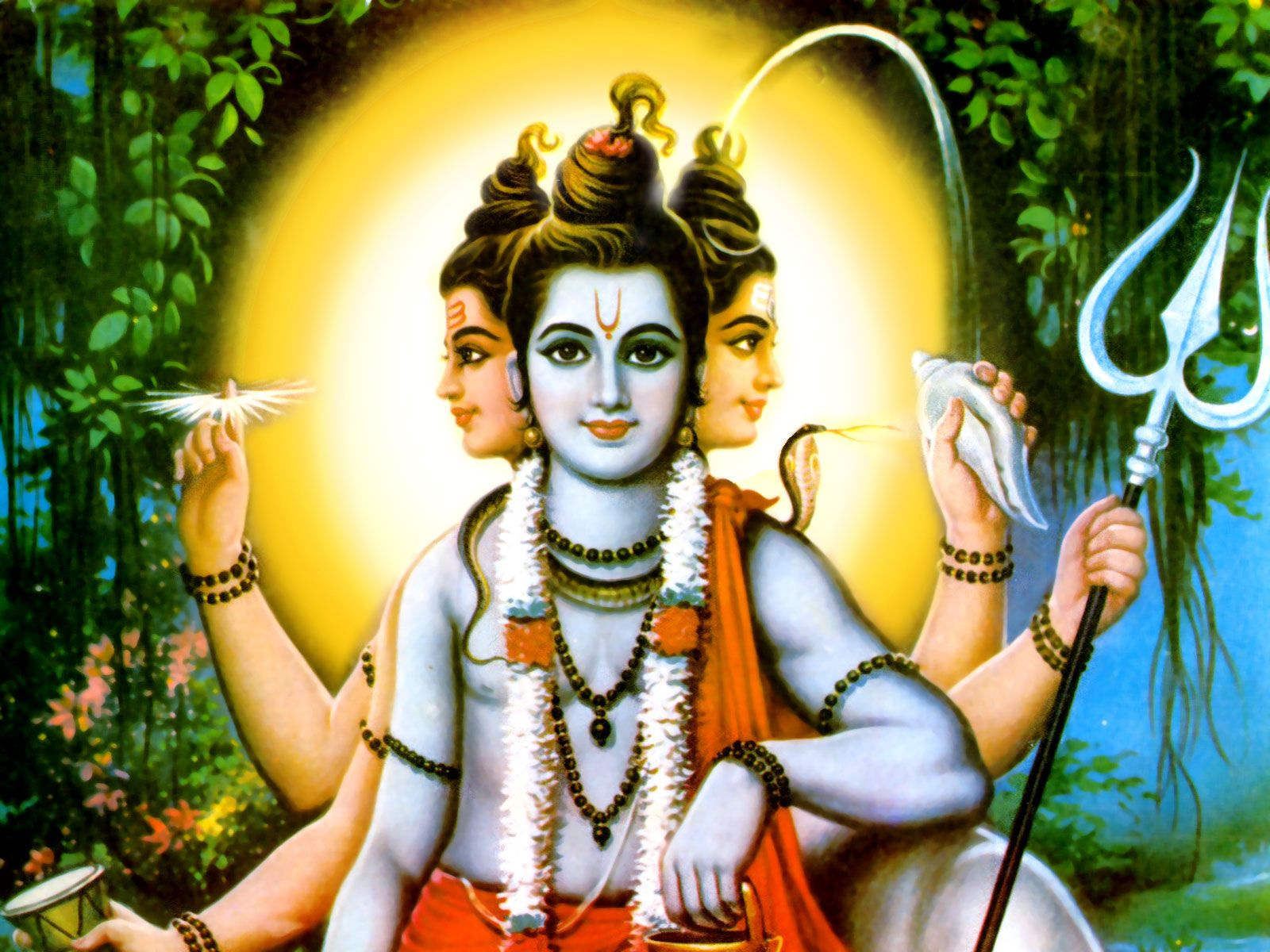 God Dattatreya HD Wallpapers Free Download | Wallpapers in 2019