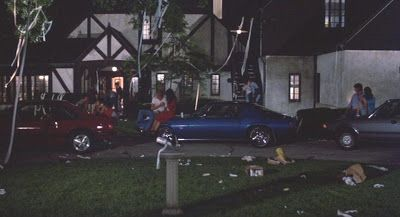 Filming Locations Of Chicago And Los Angeles Sixteen Candles John Hughes Movies Sixteen Candles Teens Film