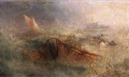The Storm - TURNER, Joseph Mallord William