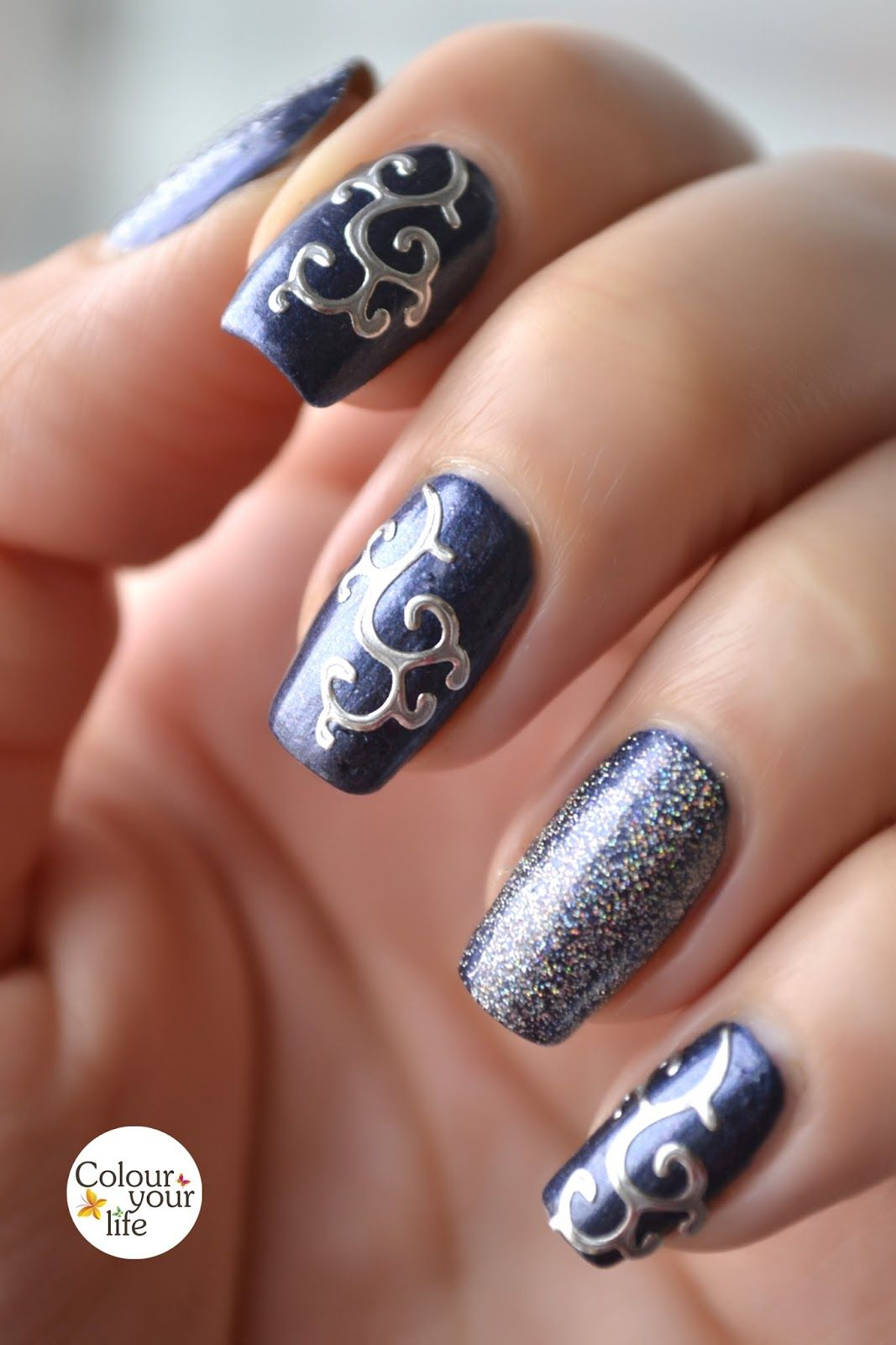 Born Pretty Store 3d Nail Sticker Test Httpandicolouryourlife
