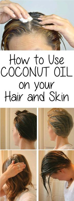 Using coconut oil is a wonderful natural way to make your hair and skin soft, radiant, and healthy. Coconut oil is natural and contains no harmful chemicals. Toss out your deep conditioners, under-eye creams, and lotions - you don't need them anymore!