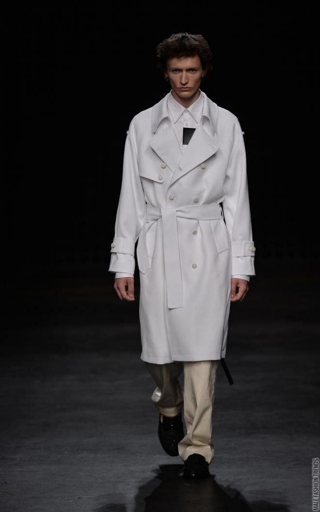 Xander Zhou Spring Summer 2015 Primavera Verano #Menswear #Trends #Tendencias #Moda Hombre - M.F.T.