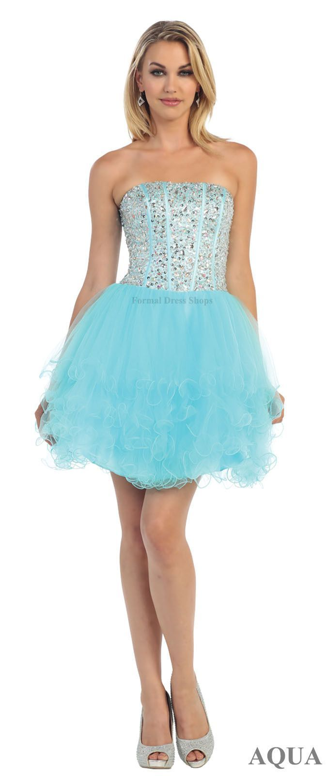 Short prom dress under semi formal homecoming cocktail birthday