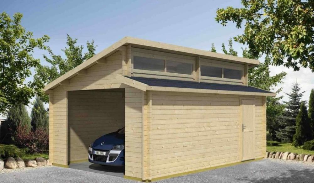 garage prefabrique bois prix d un pr fabriqu de pose fr