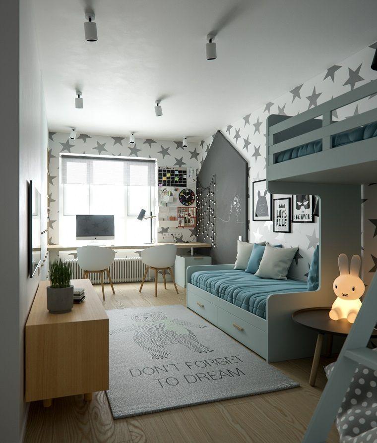 Dormitorios infantiles Consejos sobre el diseño y la