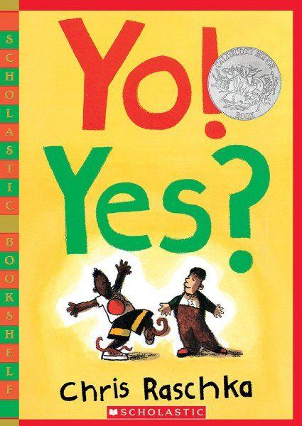 Yo Yes Scholastic BookshelfAmazonBooks