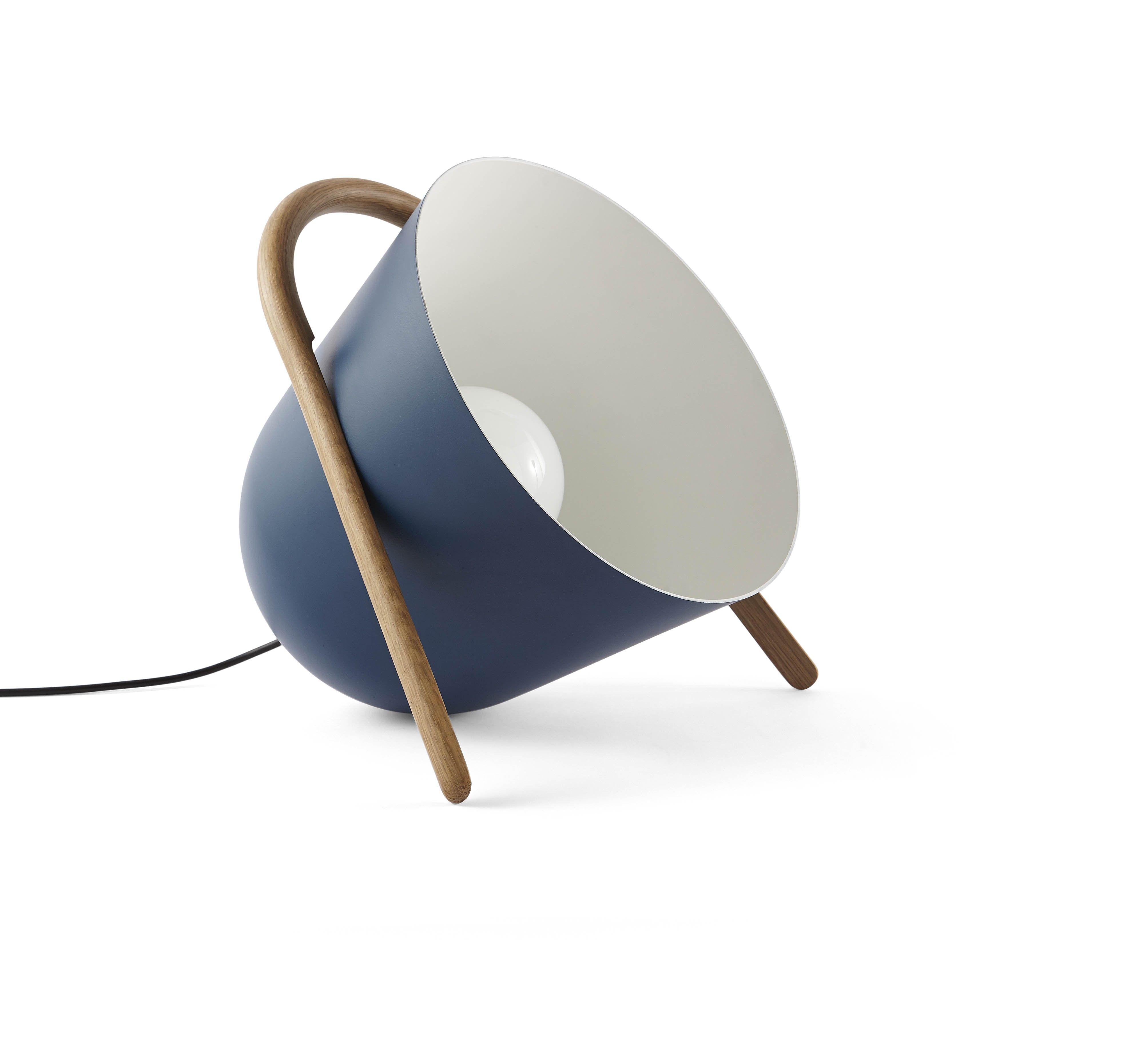 Lampe De Sol Elma Bleu Incipit Lab Llum Pinterest Lampe A