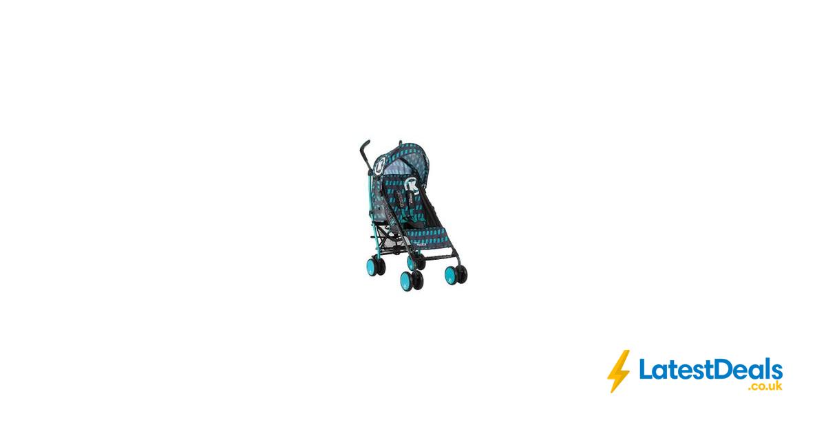 Koochi Sneaker Stroller Ticket Free C C 55 At Asda Home Asda