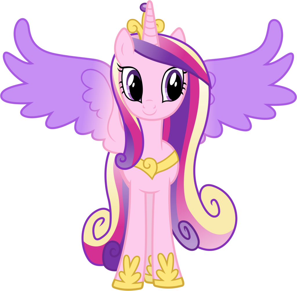 Princess cadance posing by on - Princesse poney ...